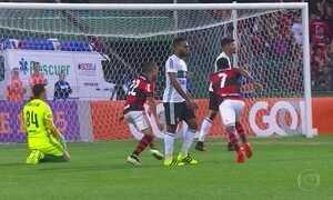 Veja os gols da rodada do Campeonato Brasileiro