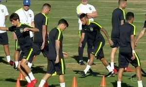 Brasil e África do Sul estreiam no futebol masculino em Brasília nesta quinta (4)