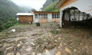 Tempestade tropical provoca muitas mortes