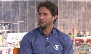 Flávio Canto fala sobre instituição que criou e formou Rafaela Silva