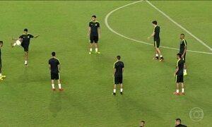 Seleção masculina de futebol enfrenta Dinamarca nesta quarta-feira (10)