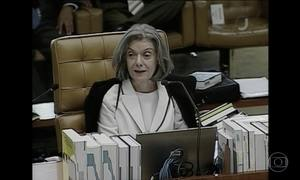 Cármen Lúcia é a nova presidente do Supremo Tribunal Federal