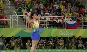 Sérgio Sasaki conquista o melhor resultado do Brasil em prova