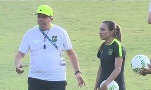 Brasil encara Austrália no futebol feminino