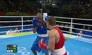 Brasil briga por medalha no boxe nesta sexta-feira (12)