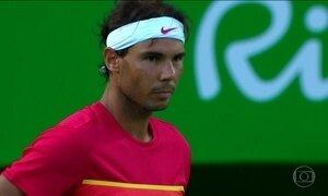 Nadal vence Belucci em jogo difícil e chega às semifinais do tênis