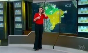 Temperatura sobe no Rio