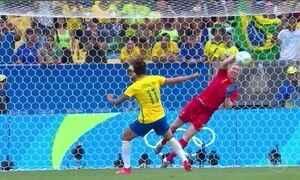 Brasil perde para Suécia nos pênaltis e disputará o bronze do futebol feminino