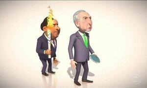 Política brasileira vive o seu momento olímpico