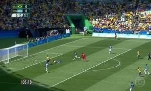 Final do futebol na Olimpíada está definido: Brasil x Alemanha