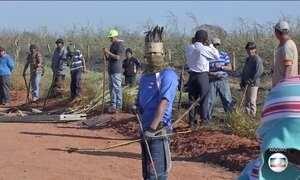 PF prende fazendeiros por envolvimento em ataque a índios no MS