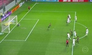 Chapecoense vence América-MG na abertura da 20ª rodada do Brasileirão