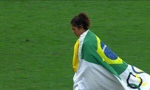 Brasil perde para o Canadá e não fica com o bronze no futebol feminino
