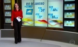 Previsão é de temporal no Mato Grosso do Sul