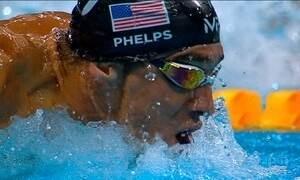 Olimpíada trouxe ao Rio grandes nomes do esporte olímpico