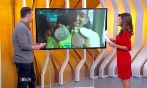Isaquias é o 1ª brasileiro a conquistar 3 medalhas em uma única Olimpíada
