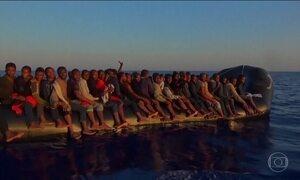 Imigração incomoda metade da população mundial, diz pesquisa
