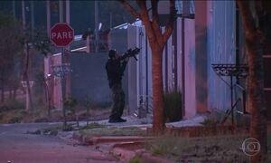 Polícia deflagra operação contra o tráfico de drogas em Curitiba
