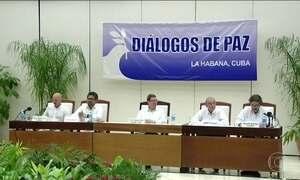 Colômbia e Farc anunciam acordo de paz