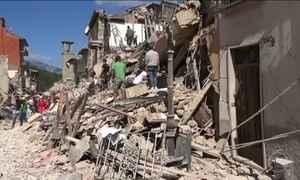 Governo da Itália decreta estado de emergência por causa do terremoto