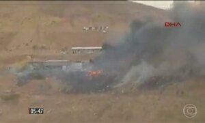 Explosão de carro-bomba deixa pelo menos 11 mortos