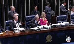 Presidente do Senado divulga nota para explicar atuação em caso de Gleisi Hoffmann
