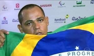 Brasileiro se despede das piscinas no 5º dia da Paralimpíada