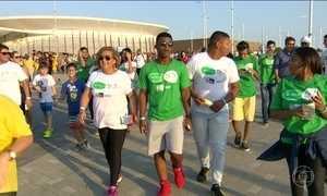 Estudantes de escolas públicas ganham ingressos da Paralimpíada