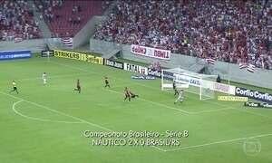 Confira os gols da noite pela Série B do Campeonato Brasileiro