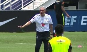 Tite confirma mudanças na Seleção para o jogo contra Venezuela