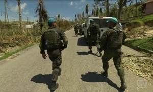 Conselho de Segurança da ONU estuda aumentar prazo de missão no Haiti
