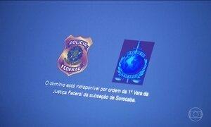 Polícia Federal tira do ar sites piratas de filmes e séries de TV