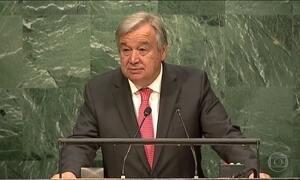 ONU nomeia português Antônio Guterres secretário-geral
