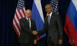 Clima entre Rússia e Ocidente se acirra, em especial com os EUA