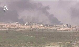 Cruz Vermelha pede que civis sejam poupados na retomada de Mossul
