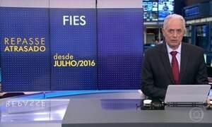 Ministério da Educação espera regularizar repasses do FIES até o fim de outubro