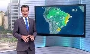Veja como fica o tempo em todo o país nesta sexta-feira (21)