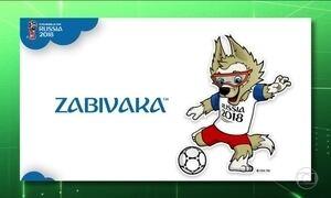 Fifa divulga o mascote da Copa do Mundo de 2018, na Rússia