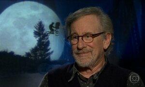 Steven Spielberg dirigiu e produziu clássicos que conquistaram o mundo