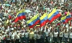 Crise na Venezuela é como a de um país em guerra, diz ONG americana