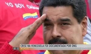 Papa pede que Maduro converse com oposição para tirar país da crise