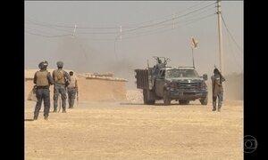 Guerrilha curda avança na ofensiva contra Estado Islâmico e cerca cidade estratégica