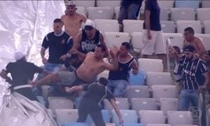 Corinthians é punido pelo STJD por briga de torcidas no Maracanã
