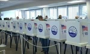Candidatos à Casa Branca intensificam campanha em estados indecisos