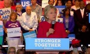Site Wikileaks traz novas revelações sobre a campanha de Hillary