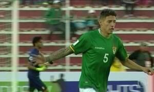 Bolívia é punida com a perda de 4 pontos nas Eliminatórias para Copa