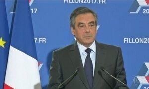Franceses escolhem nome de centro-direita para disputar presidência