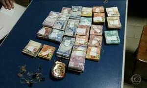 Secretário de Infraestrutura do Tocantins é preso por suspeita de desvio de dinheiro
