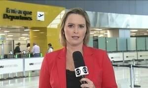 Delegação da Chapecoense embarcou em São Paulo em voo comercial