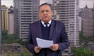 Galvão Bueno revela como é a região onde avião da Chapecoense caiu
